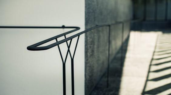 El Pinar / Roldán + Berengué - Railing Detail.