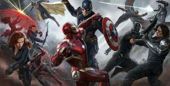 Civil War Promo Art