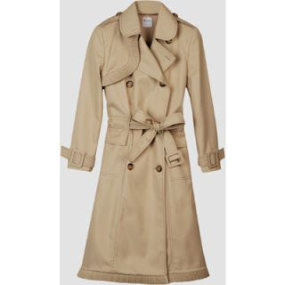 i own several trenchcoats; I wear them everywhere.