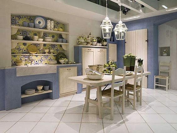 Cucina and google on pinterest - Cucine colorate moderne ...