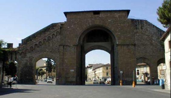 Porta romana Florencia