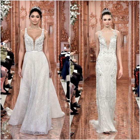 Vestido de noiva. No