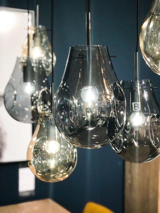 Glazen Lampen Voor Boven De Tafel Xooon Glazen Lampen Tafel Xooon Verlichting