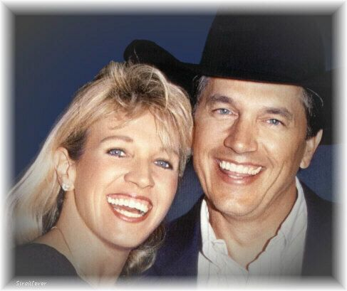 Norma and George Strait