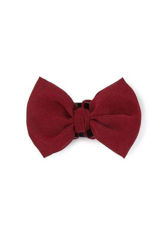 Haarschleife aus Chiffon - Accessoires - 1000101490 - Forever 21 EU