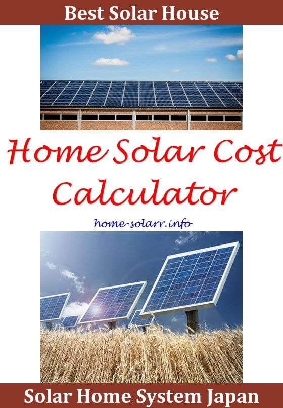 How To Hook Up Solar Panels To Your House Solar Panels Solar Power House Solar
