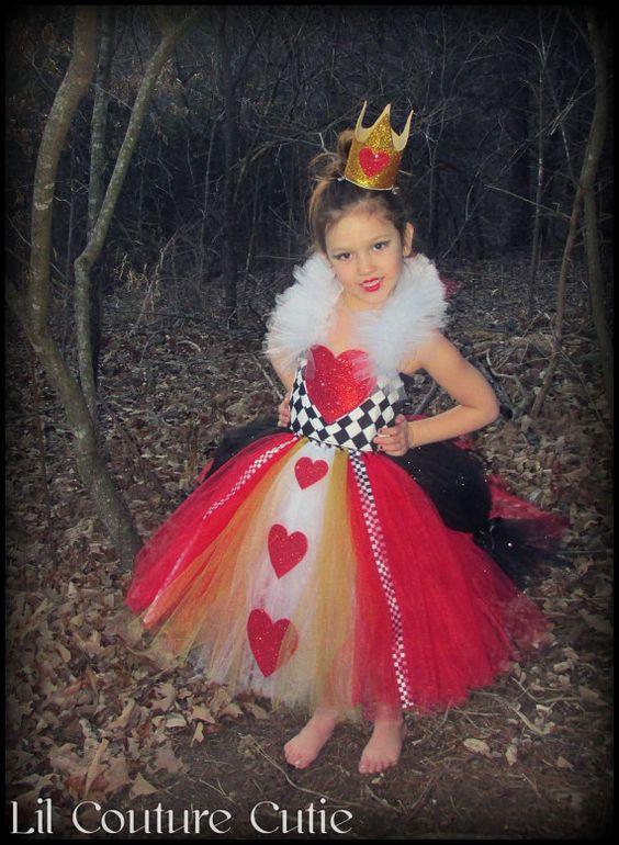 Königin der Herzen Tutu Kleid / Alice im von LilCoutureCutie