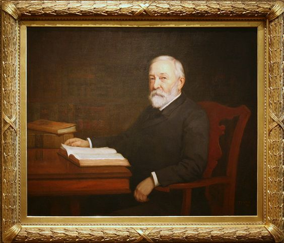 Benjamin Harrison, Twenty-third President (1889-1893)