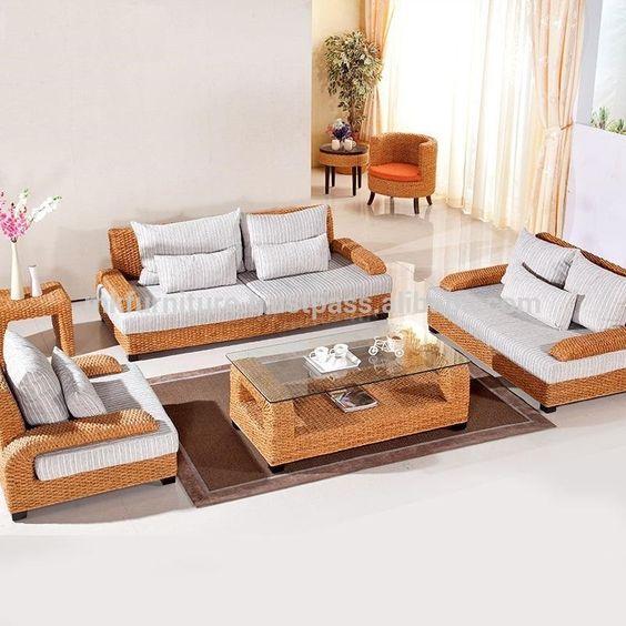 Muebles de sala antiguo sof de madera muebles para el - Sofas antiguos de madera ...