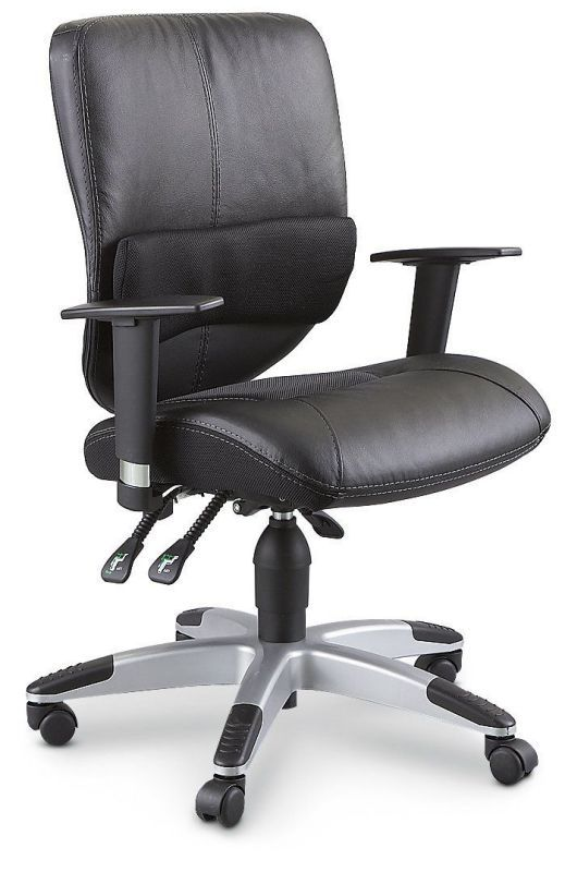 Sealy Posturepedic Leather Office Chair Black Best Office Chair Leather Office Chair Comfortable Office Chair