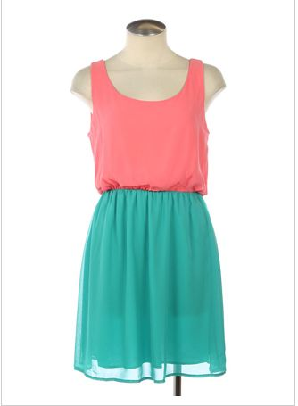"""Southern Jewlz Online Store - """"Color Blocking QUEEN!!"""" Dress, $42.95 (http://www.southernjewlz.com/color-blocking-queen-dress/)"""