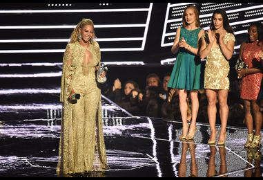 Beyonce Passes Madonna With the Most VMAs Ever
