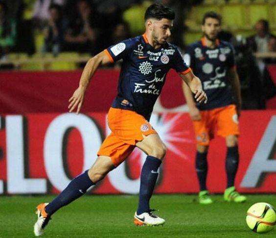 Nouveau Maillot Montpellier pas cher 2016 2017:
