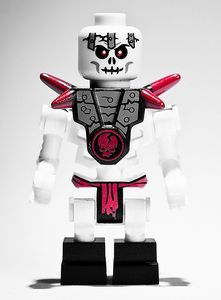 Frakjaw Ninjago LEGO Minifigure