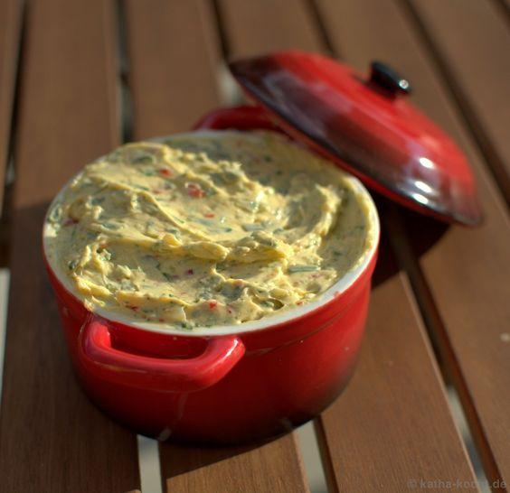 Estragon Butter - Katha-kocht!