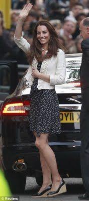 The LK Bennett Black Rafia Wedges. Love those shoes!!!