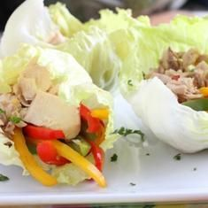 2-minute Tuna Lettuce Wraps (via www.foodily.com/r/JTorSmyeq)