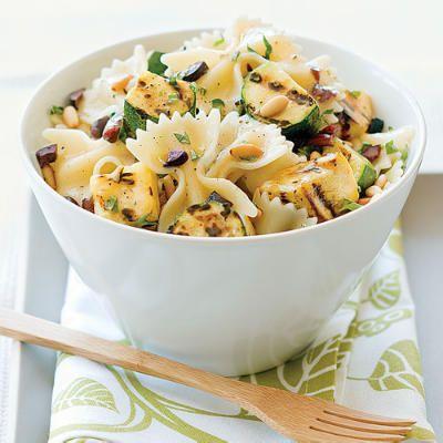 Grilled Yellow Squash and Zucchini Pasta Salad < 17 Summer Squash & Zucchini Recipes - Sunset.com