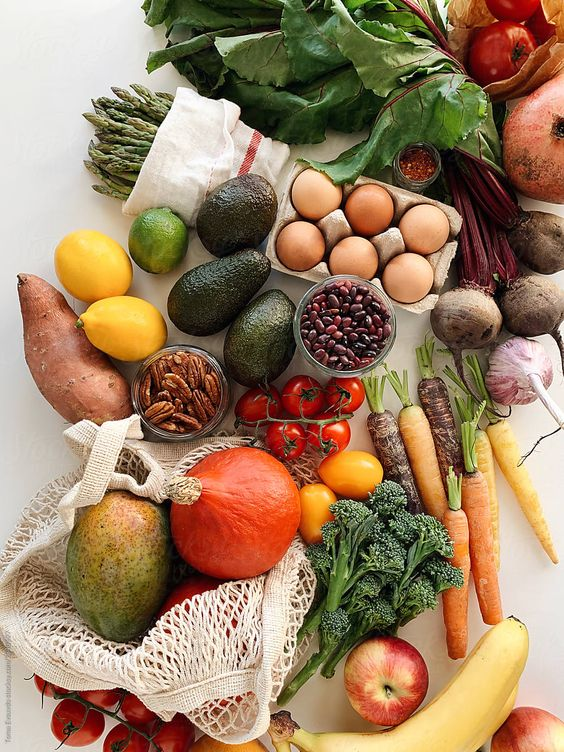 Foods For Fatigue Reduction