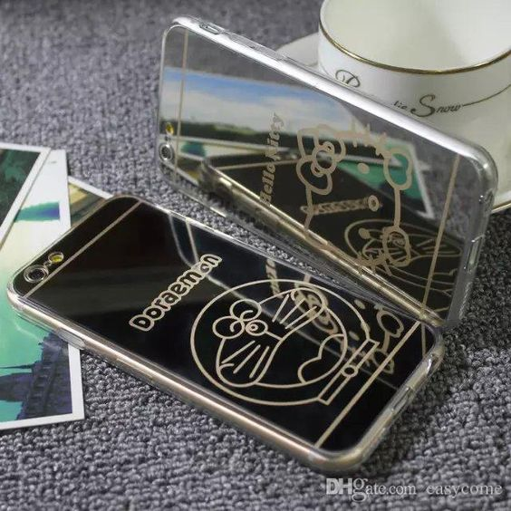 Price: US $ 3.49/piece Buy 2 pcs immediately get 30% discount  Free shipping to Worldwide  Metal Plating Mirror Case Soft TPU Fashion Cartoon Cute Gel Back Case Cover For iPhone 5S 6plus iphone 6 case ~~~~~~~~~~~~~~~~~~~~~~~~~~~~~~~~~~~~~~~~~~ If you like it, please contact me: Wechat: 575602792  Whats App: 13433256037  E-mail: woxiansul@live.com ~~~~~~~~~~~~~~~~~~~~~~~~~~~~~~~~~~~~~~~~~~ http://www.dhgate.com/product/metal-plating-mirror-case-soft-tpu-fashion/253360448.html