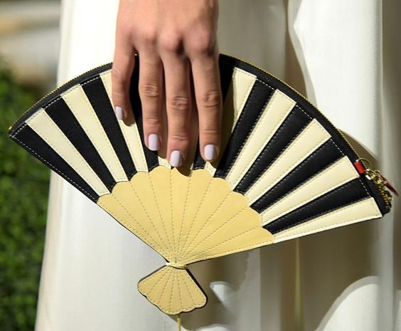 15 Unique Fashion Accessories from NYFW Spring 2015: Alice + Olivia Clutch  #accessories #bags #handbags