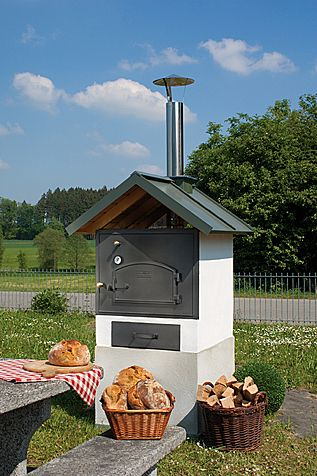 Karl-Heinz Häussler GmbH - Holzbackofen-Bausatz HABO VARIO - pizzaofen grill bausatz