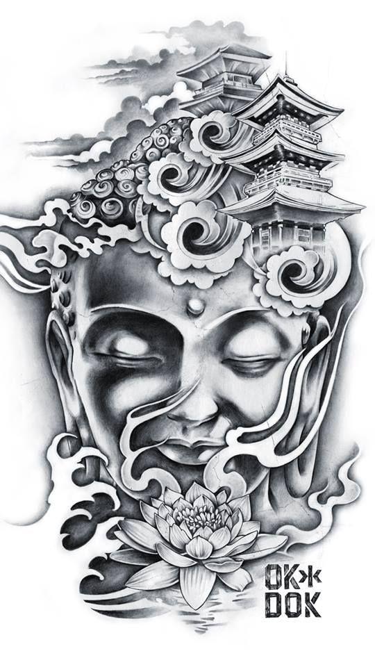Buddha Tattoo Design Mandala Buddha Tattoo 13