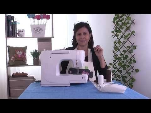 Aprende A Usar Tu Máquina De Coser Con Sonia Franco 3 3 Youtube Maquina De Coser Como Coser A Maquina Tutoriales De Costura Fácil