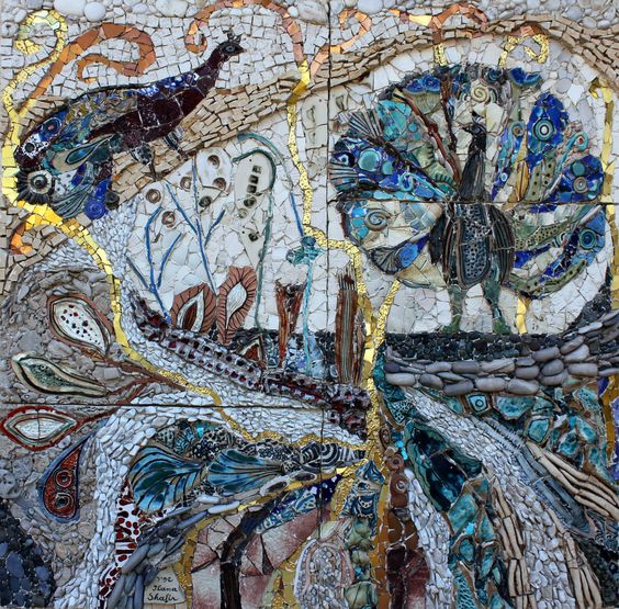 Ilana Shafir Honored with Solo Exhibition at Ravenna Mosaico 2011 2011 | Mosaic Art NOW: