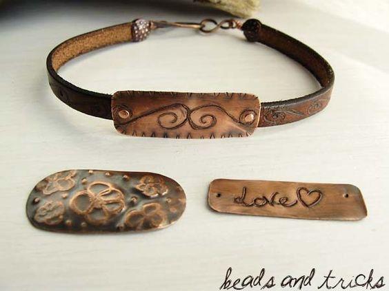 Dremel copper and bracelet on pinterest