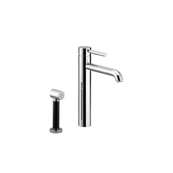 Dornbracht 33826625-060010 Meta.02 Platinum Matte Single Handle ...