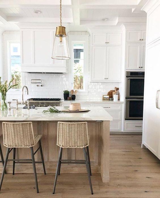Por Que Deberias Elegir Una Cocina De Concepto Abierto Diseno De Cocina Decoracion De Cocina Cocinas De Casa