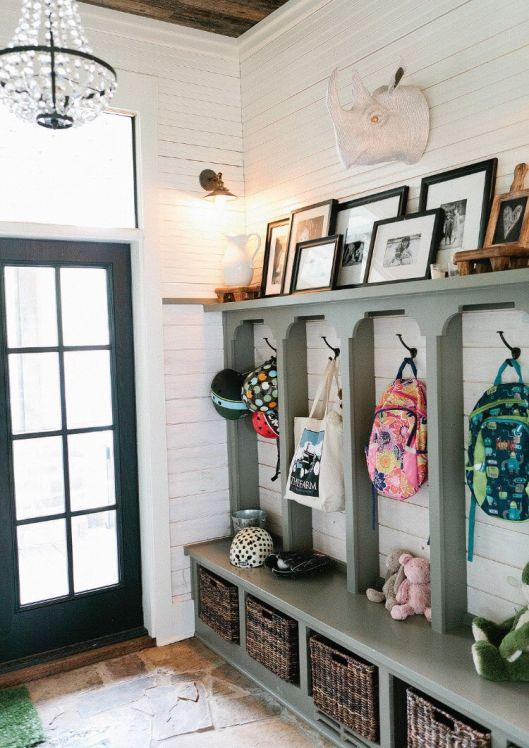 ideas para organizar tu entrada decorar tu casa es