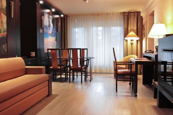 Accomodations - Hotel Quebec