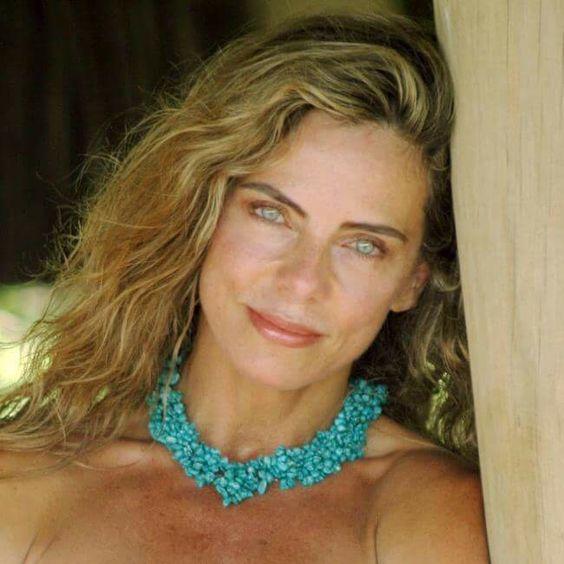Bruna Lombardi, a great beautiful Brazilian star!