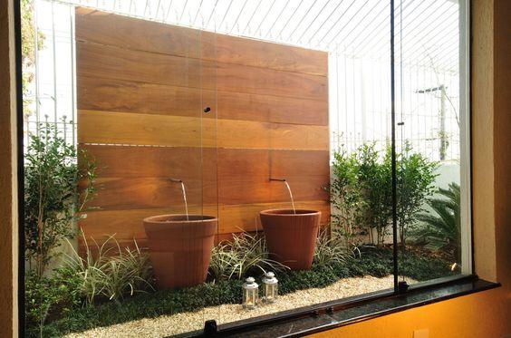 Como fazer jardins de inverno