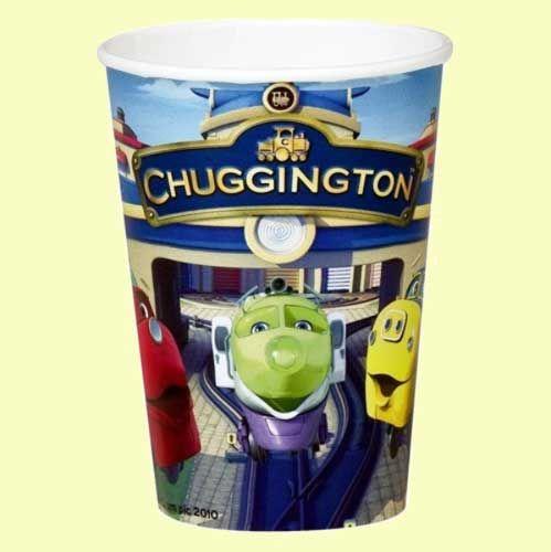Chuggington Party Cups