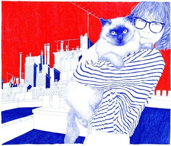 carine brancowitz | illustrators | jelly illustration | jelly