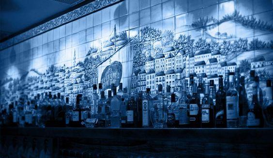 Ferreira Café | Restaurant Portugais | Montréal | Québec | Canada  Le meilleur restaurant portugais en dehors du Portugal !: