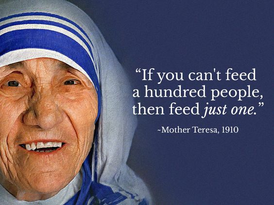 mother teresa quotes - Google Search: