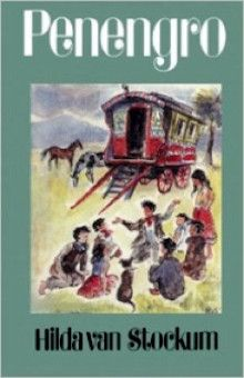 """Penengro"" is an exciting story set in Ireland about a young orphan, Rory, who runs away from a difficult home, and meets and then lives with a group of gypsies. This book was close to the heart of the author, Hilda van Stockum, as she always sympathized with the outsiders in life."