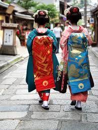 Resultado de imagen de fotos geishas japon