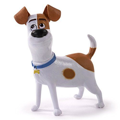 The Secret Life Of Pets Max Poseable Pet Figure Pet Max Secret Life Of Pets Pets Movie
