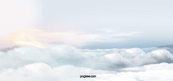 Beautiful Sky White Cloud Background Fundo De Pintura Fundo Nuvem Ilustracao De Maquiagem