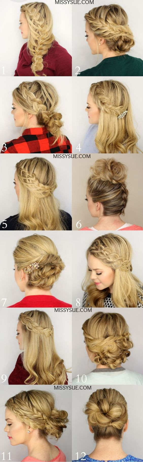 Coiffures Coiffure Simple And Articles On Pinterest