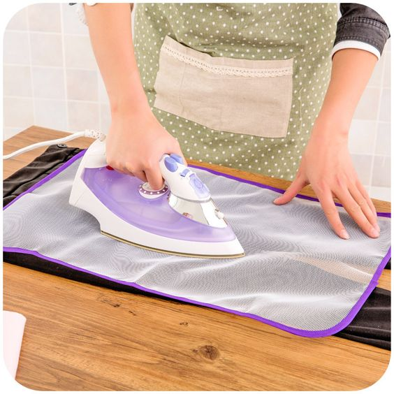 Japanese high temperature ironing cloth ironing pad protective insulation, anti-scald household ironing application cloth K4688