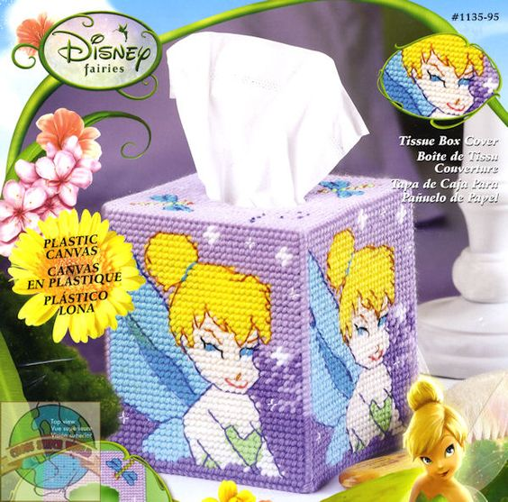 everything plastic canvas | Janlynn / Disney - Tinker Bell ...