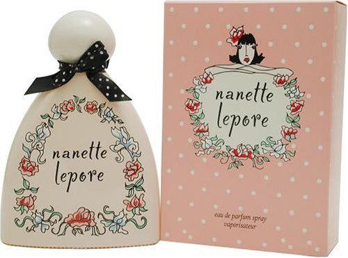 Nanette Lepore By Nanette Lepore for Women Eau De Parfum Spray, 3.4-Ounce $23.00