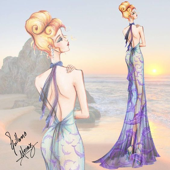 "Disney Princess Summer Collection 2015 , ""Cinderella"". Exclusive Collection for @bijouplage . Please visit Guillermo Meraz exposition at Cannes ! Only at Bijou Plage !! http://www.bijouplagecannes.com"