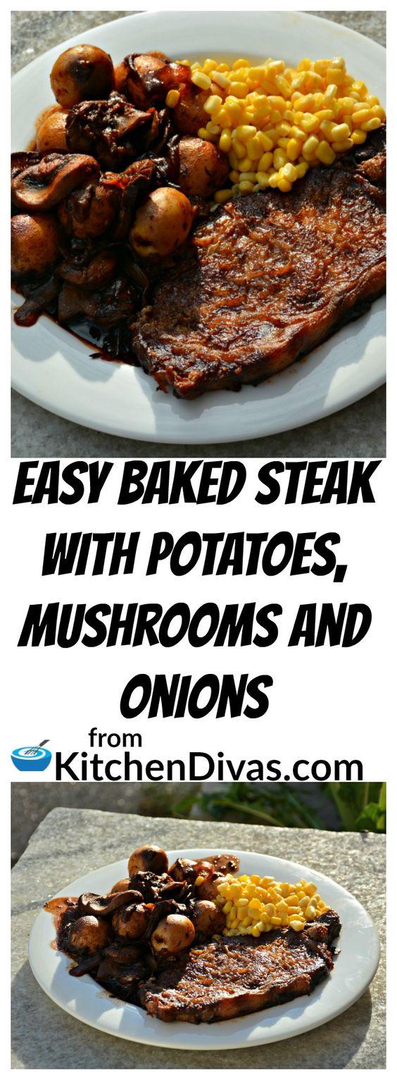 Easy bake steak recipes